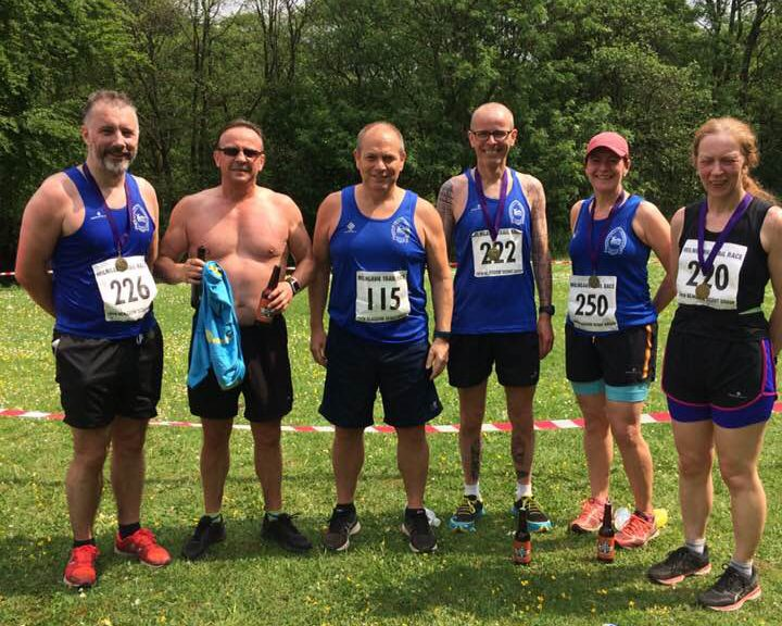 Milngavie Trail Race