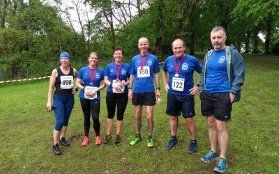 Milngavie Trail Race 2019