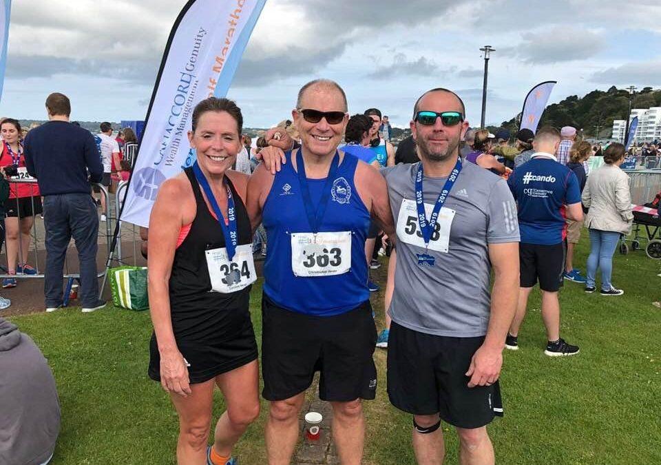 Jersey Half Marathon 2019