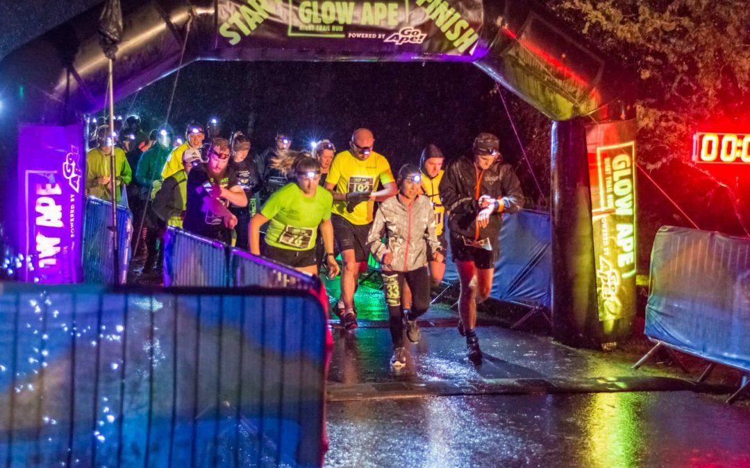 Aberfoyle Glow Ape Night Run
