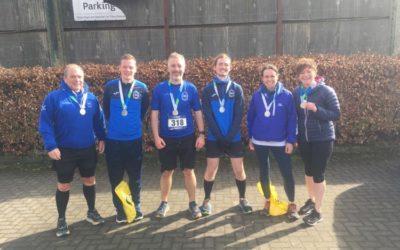 Balloch to Clydebank Half Marathon 2020